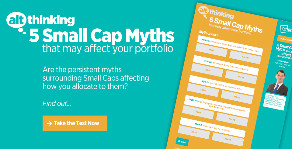 5 Myths of Small Cap