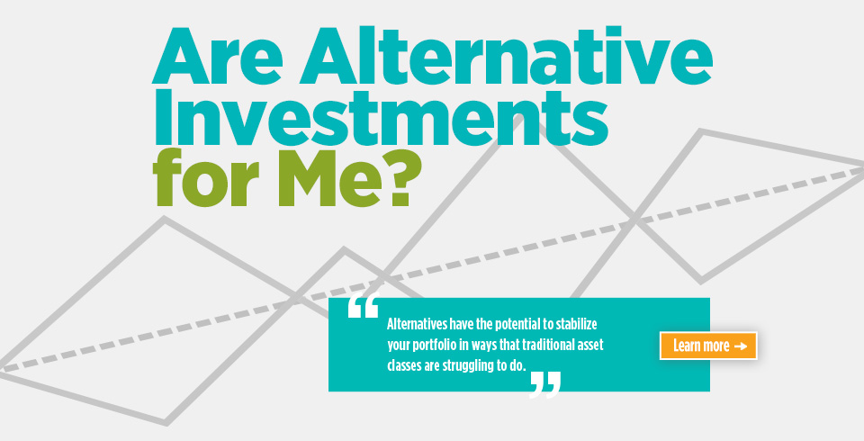 Are alternative investments for me