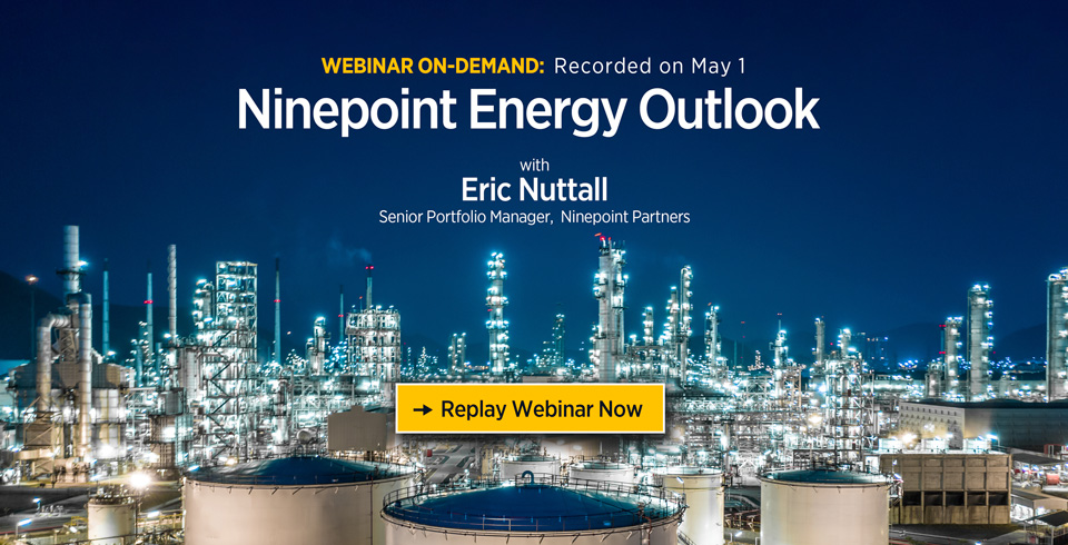 Energy Update Webinar May 2020